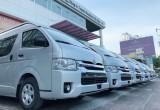 Toyota bàn giao gần 200 xe HIACE cho công ty cổ phần xe khách Phương Trang – FUTA Bus Lines