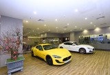 Maserati hiện diện tại Vincom Metropolis