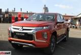 Mitsubishi giới thiệu Triton mới, giá từ 730 triệu đồng