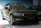 Ra mắt BMWSeries 5 mới tại Việt Nam, đối thủ E-Class