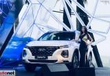 Ra mắt Hyundai SantaFe 2019, giá từ 995 triệu – 1,245 tỷ đồng