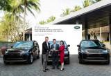Land Rover Việt Nam chính thức bàn giao lô xe cao cấp cho Four Seasons The Nam Hai
