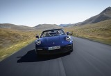 Ra mắt Porsche phiên bản mui trần – 911 Cabriolet mới