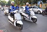 Yamaha Grande Hybrid xác lập 2 kỷ lục tại Việt Nam