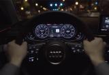 Xe Audi có khả năng nhìn được tín hiệu giao thông