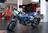 Ducati Scrambler Cafe Race 2019 đã có mặt tại Việt Nam, nâng cấp giá trị