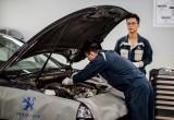 Xe Peugeot bảo hành quá 2h được hỗ trợ phương tiện đi lại