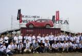 Trải nghiệm thú vị với Nissan Terra