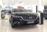 Mazda6 giảm giá đến 35 triệu cho phiên bản 2.0