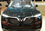 Vinfast SUV LUX phiên bản đặc biệt ra mắt tại triển lãm Geneva