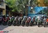 """Hơn 100 xe KYMCO K-PIPE đa phong cách """"off-line"""" tại Sài Gòn"""