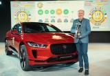 Jaguar I-PACE dành giải thưởng Xe của năm tại Châu Âu năm 2019