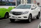 Mazda BT-50 ưu đãi 50% phí trước bạ trong tháng 4
