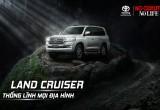 Toyota Việt Nam công bố giá cho Land Cruiser 2019 ở mức 3,9 tỷ đồng