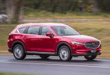 Mazda CX-8 dự kiến ra mắt trong tháng 6/2019