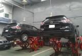 Nissan X-Trail bị hiện tượng rò rỉ dầu nhớt