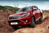 Toyota -sử dụng chung hệ thống khung gầm cho bán tải