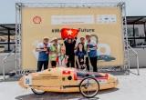 Sinh viên Việt Nam đoạt vé đến London tranh tài cuộc thi Shell Eco-marathon