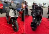 Lộ diện mẫu xe máy điện mới của VinFast
