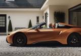 CEO Mercedes cầm lái BMW i8 Roadter khi về hưu