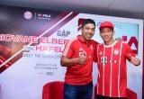 Audi Việt Nam đồng hành cùng Häfele đưa huyền thoại FC Bayern tới với người hâm mộ bóng đá Việt Nam