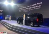 Thaco ra mắt mẫu xe MPV Peugeot Traveller giá gần 1,7 tỷ đồng