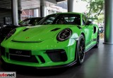 Cận cảnh Porsche 911 GT3 RS chính hãng giá 14 tỷ đồng