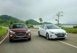 Hyundai Tucson 2019 giá từ 799 triệu đồng, Elantra 2019 giá từ 580 triệu đồng