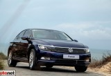 Volkswagen Passat BlueMotion – Chiếc sedan chững chạc cho người thành đạt