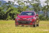 Ưu đãi hấp dẫn khi mua xe Toyota Vios tháng 05 và 06