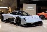 Aston Martin AM-RB 003: Nỗi sợ hãi của Ferrari