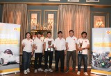 Sinh viên Việt Nam lọt vào vòng chung kết cuộc thi Shell Eco-marathon