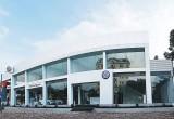Volkswagen có mặt tại Thái Nguyên, đạt chuẩn showroom 4S