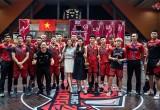 Audi đồng hành Giải bóng rổ chuyên nghiệp Việt Nam-VBA