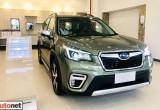Cận cảnh Subaru Forester 2019 lắp ráp tại Thái Lan đã về Việt Nam