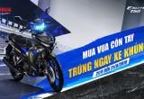 [Nóng] Yamaha tặng hàng trăm xe thể thao TFX và R3 cho khách hàng Exciter
