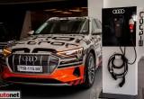 """""""Chi tiết"""" Audi e-tron tại Việt Nam, công suất hơn 400 mã lực"""