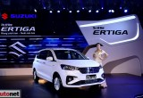 """""""Soi"""" chi tiết Suzuki Ertiga 2019 vừa ra mắt thị trường Việt"""