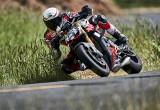 Ducati Streetfighter V4 chinh phục đồi Broadmoor Pikes Peak