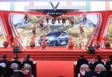 Nhà máy sản xuất ô tô VinFast chính thức được khánh thành