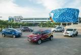 """Cuộc thi Ford EcoSport – Paint Your """"True Color"""" – Sáng tạo và phong cách"""