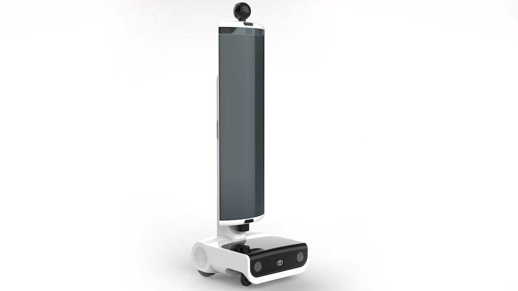 T-TR1 (Robot giao tiếp từ xa)