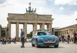 Linh hoạt trên phố với Audi E-Scooter