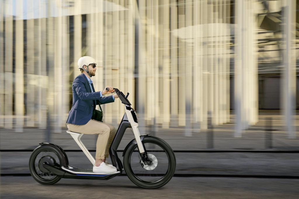 Die neue Volkswagen Studie Streetmate