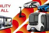 Toyota cung cấp xe điện cho Tokyo 2020