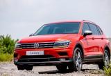 Những nâng cấp trên Volkswagen Tiguan Allspace Luxury mới