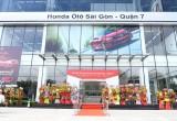 Khai trương Đại lý Honda Ôtô thứ 5 tại Thành phố Hồ Chí Minh