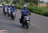 (P1) Hành trình Asean Blue Core Touring: 5 chiếc xe ga chinh phục 5 Quốc gia