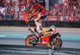 Marc Marquez lần thứ 4 liên tiếp vô địch MotoGP