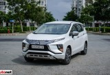 Mitsubishi XPANDER triệu hồi thay bơm xăng miễn phí